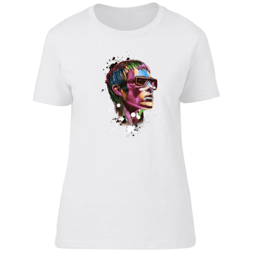 This Ian Brown Psychedelic T-Shirtis available in a wide range of colours and sizes. It is exclusive to Mr-Art and can only be purchased from this website.